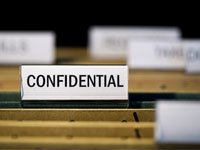 You records are always confidential with us